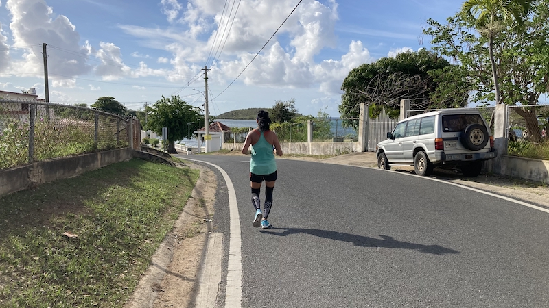 June 2, 2021 - Global Running Day - Vieques, Puerto Rico